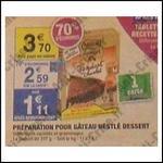 Bon Plan Nestlé : Préparation pour Gâteaux à 0,21 € chez Carrefour Market - anti-crise.fr