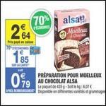 Bon Plan Alsa : Préparation pour Gâteau Gratuite chez Carrefour Market - anti-crise.fr