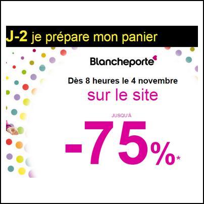 Bon Plan Blancheporte : Jusqu'à moins 75% : vite préparez votre panier ! - anti-crise.fr