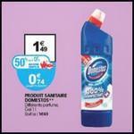Bon Plan Domestos à 0,24 € chez Auchan - anti-crise.fr