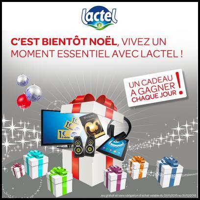 Instants Gagnants Lactel : 1 console de jeux PS4 et des Bons de 1 € à Gagner - anti-crise.fr
