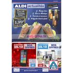 Catalogue Aldi du 5 au 9 décembre