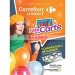 Catalogue Carrefour Contact du 18 au 24 novembre