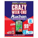 Catalogue Auchan du 27 au 29 novembre