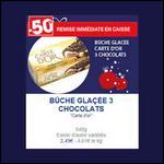 Bon Plan Carte d'Or : Bûche Glacée à 1,09 € chez Carrefour - anti-crise.fr