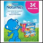 Bon Plan Nestlé Naturnes : 3 packs de 2 pots de Purée Gratuits avec Quoty - anti-crise.fr