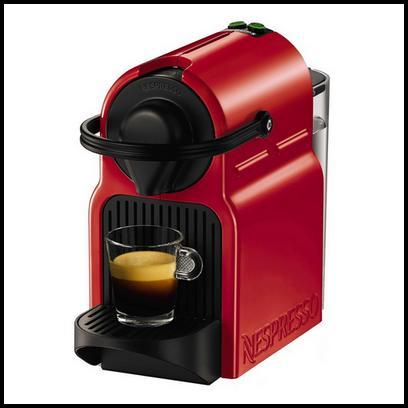 Bon Plan Nespresso : Machine Krups Inissia à 29 € - anti-crise.fr