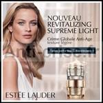 Test de Produit Beauté Test : Crème Revitalizing Supreme Light d'Estée Lauder - anti-crise.fr