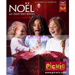 Catalogue Picwic du 2 au 24 décembre