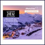 Tirage au sort facebook Les Menuires : Voyage à gagner ! anti-crise.fr