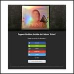 Tirage au sort Universal Music : édition limitée de l'album Prism de Katy Perry à gagner ! anti-crise.fr