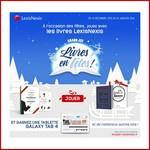 Instant gagnant facebook LexisNexis : Tablette à gagner ! anti-crise.fr