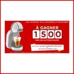 Tirage au sort Dolce Gusto : Machines à gagner ! anti-crise.fr