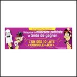 Instant gagnant Emmental à Croquer : 10 Console à gagner ! anti-crise.fr