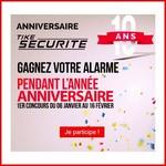 Tirage au sort Tike Sécurité : bon d'achat de 300 € à gagner ! anti-crise.fr