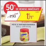 Bon Plan Banania : Pot de Pâte à Tartiner Gratuit chez Intermarché - anti-crise.fr