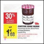 Bon Plan Bonne Maman : Confiture à 0,28 € chez Carrefour Market - anti-crise.fr