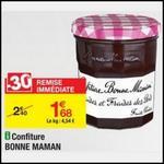 Bon Plan Bonne Maman : Confiture à 0,28 € chez Carrefour - anti-crise.fr