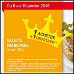 Bon Plan Leader Price : 1 Galette des Rois achetée = 1 Gratuite - anti-crise.fr