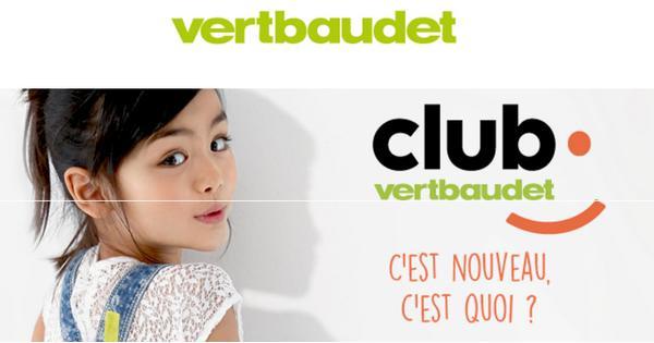 Nouveau le Club Vertbaudet - anti-crise.fr