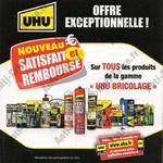 Offre de Remboursement UHU Bricolage Satisfait ou 100 % Remboursé - anti-crise.fr