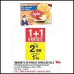 Bon Plan Iglo : 2 boîtes de Nuggets ou Beignets de Poulet Gratuites chez Carrefour Market - anti-crise.fr