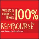 Offre de Remboursement Friskies : Votre Pack 100% Remboursé en 1 Bon d'Achat - anti-crise.fr