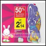 Bon Plan Milka : Lapin à 0,43 € chez Carrefour Market - anti-crise.fr