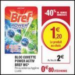 Bon Plan Bref : Bloc WC Power Activ' Gratuit chez Hyper U - anti-crise.fr