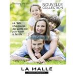 Catalogue La Halle du 20 mars au 21 septembre