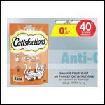 Bon Plan Catisfactions : Snacks Gratuits chez Intermarché - anti-crise.fr