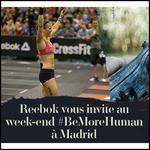 Tirage au Sort Reebok : 1 Week-end à Madrid à Gagner - anti-crise.fr
