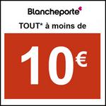 Bon Plan Blancheporte : Tout à moins de 10€ - anti-crise.fr