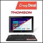 Bon Plan Thomson : Tablette PC 2 en 1 à 180€ avec le Deal Carrefour - anti-crise.fr