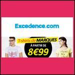 Bon Plan Excedence : Tee-Shirt de Marque à partir de 3,99€ - anti-crise.fr