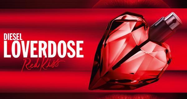 Test de Produit Beautistas : Loverdose Red Kiss by Diesel - anti-crise.fr