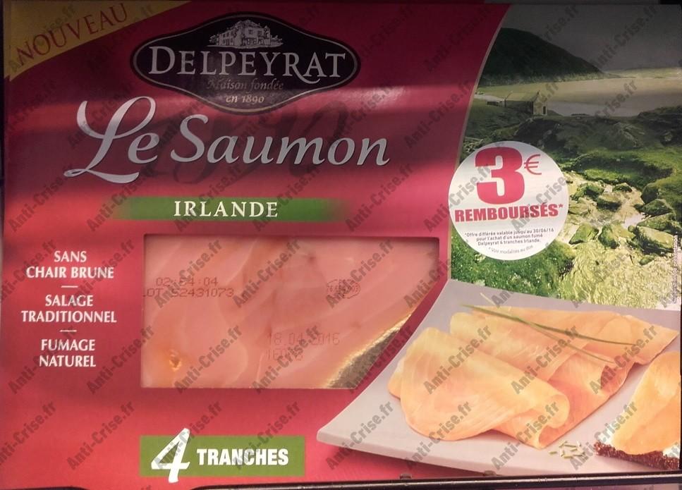 Offre de Remboursement Delpeyrat : 3€ Remboursés - anti-crise.fr