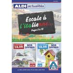 Catalogue Aldi du 14 au 20 mai