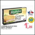 Bon Plan Réghalal : Cordons Bleus de Dinde à 0,25€ chez Leclerc - anti-crise.fr