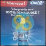 Offre de Remboursement Oral B : Bain de Bouche Pro Expert 100% Remboursé - anti-crise.fr