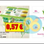 Bon Plan Vrai : Le Yaourt Brassé Citron ou Fraise à 0,57€ chez Auchan - anti-crise.fr