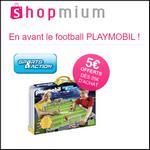 Offre de Remboursement Shopmium : 5€ dès 25€ de Jouets PLAYMOBIL - anti-crise.fr