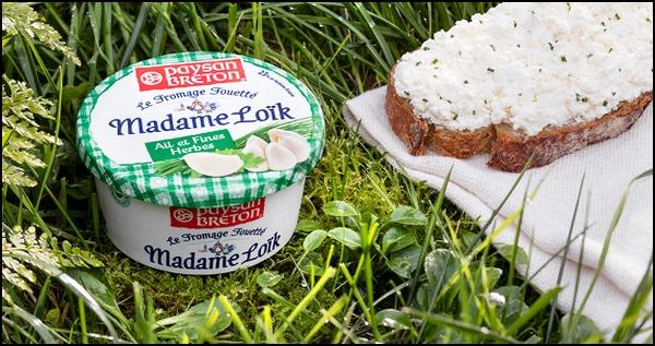 Test de Produit Sampleo : Fromage Fouetté Ail et Fines Herbes Madame Loïk - anti-crise.fr