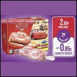 Bon Plan Cars : Bâtonnets Glacés à 0,10€ chez Match - anti-crise.fr