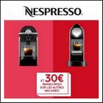 Bon Plan Nespresso : Machine à Café de 34€ à 39,99€ - anti-crise.fr