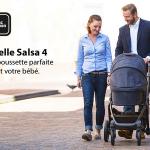 Test de Produit Conso Baby : Poussette Salsa 4 ABC Design - anti-crise.fr