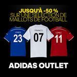 Bon Plan Adidas : Jusqu'à -50 % sur une sélection Football - anti-crise.fr