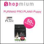 Offre de Remboursement Shopmium : -50% sur Purina® Pro Plan® Puppy - anti-crise.fr