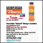 Bon Plan Naked : 4 Smoothies Gratuits chez Monoprix - anti-crise.fr