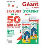 Catalogue Géant Casino du 25 mai au 4 juin